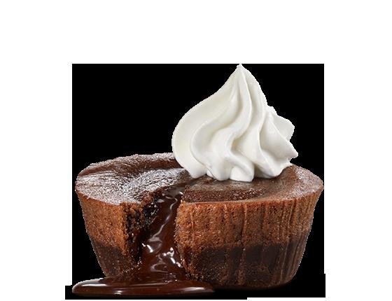 Hot brownie slag