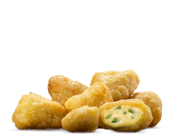 Chilli cheese nuggets 6