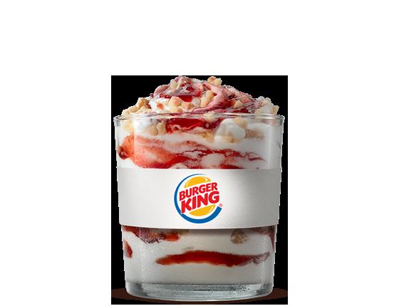 Fusion strawberry crunch