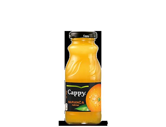 Cappy orange