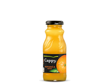 Cappy orange